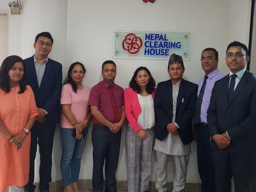नेपाल क्लियरिङ्ग हाउस लिमिटेडकोे अध्यक्ष चयन