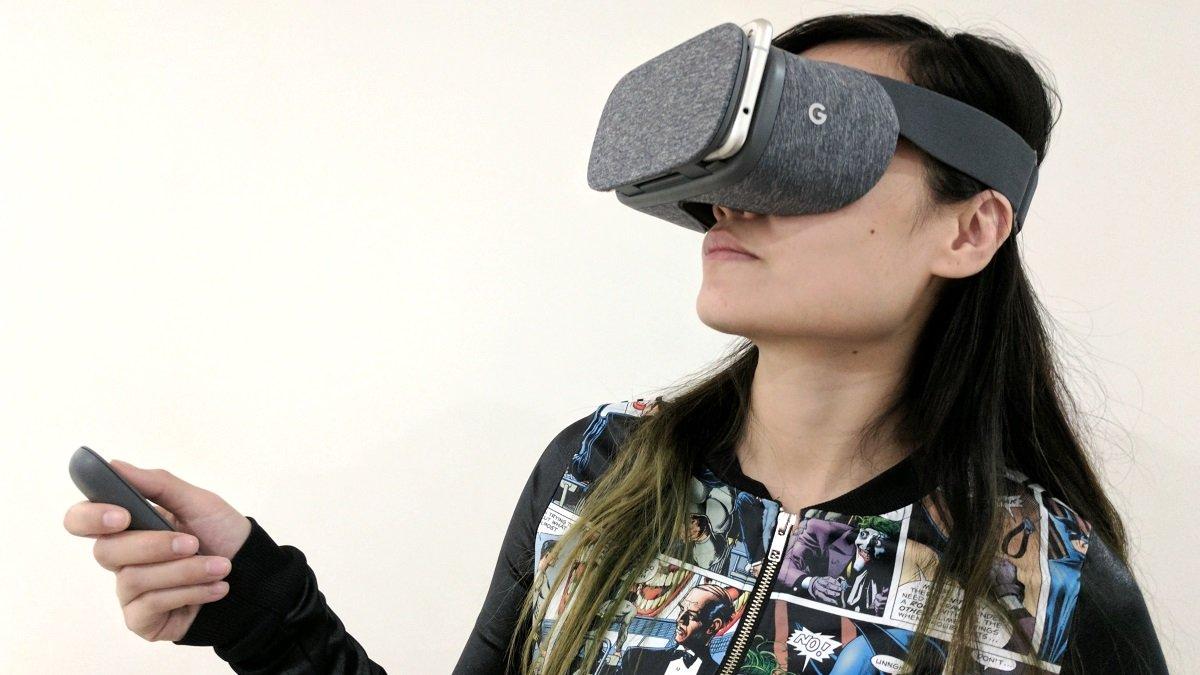 स्मार्टफोन VR को भविष्य अन्योलमा