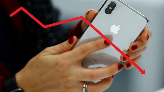 स्मार्टफोनको मागमा इतिहास कै सबैभन्दा ठूलो गिरावट