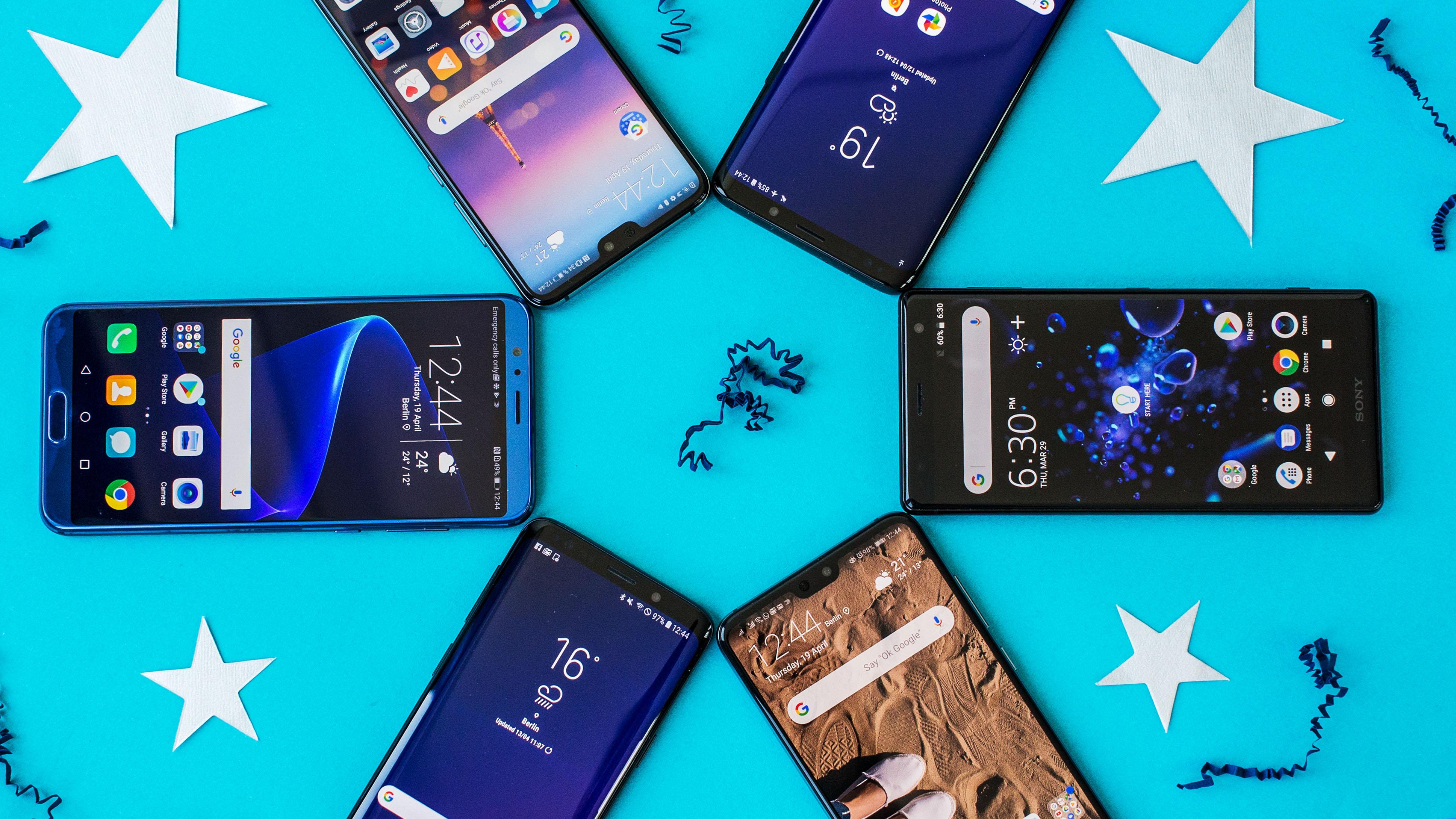 २०१८ मा स्मार्टफोन जगतमा आएका सुधारहरु