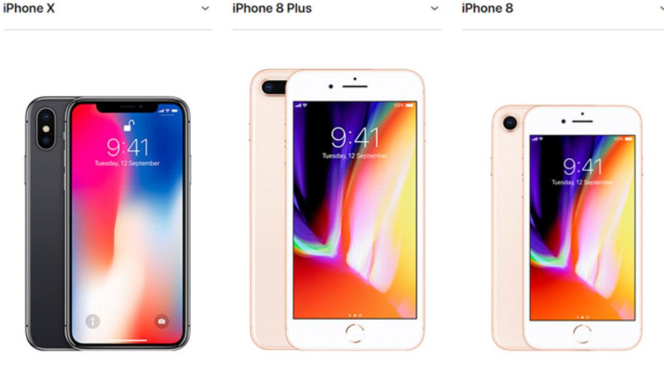 एप्पलले आइफोन X र आइफोन ८ / ८+ लाई पनि स्लो गर्दै