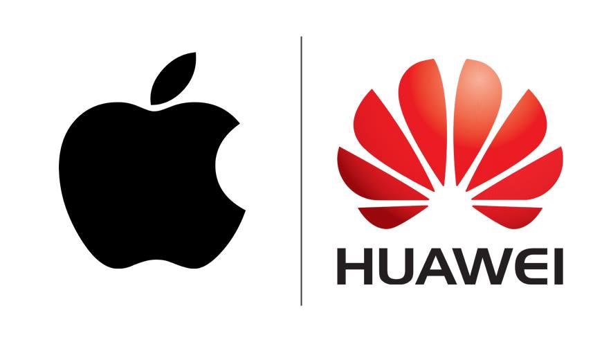 विश्व बजारमा हुवावेले एप्पललाई जित्न सक्ने