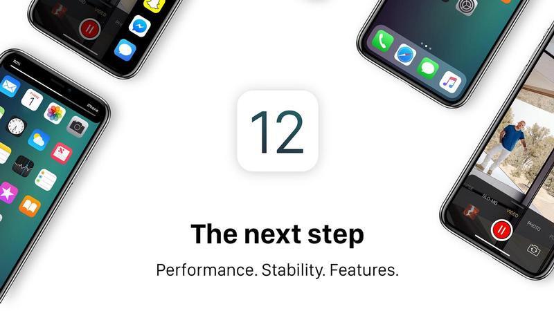 आजबाट iOS १२ रिलिज हुँदै