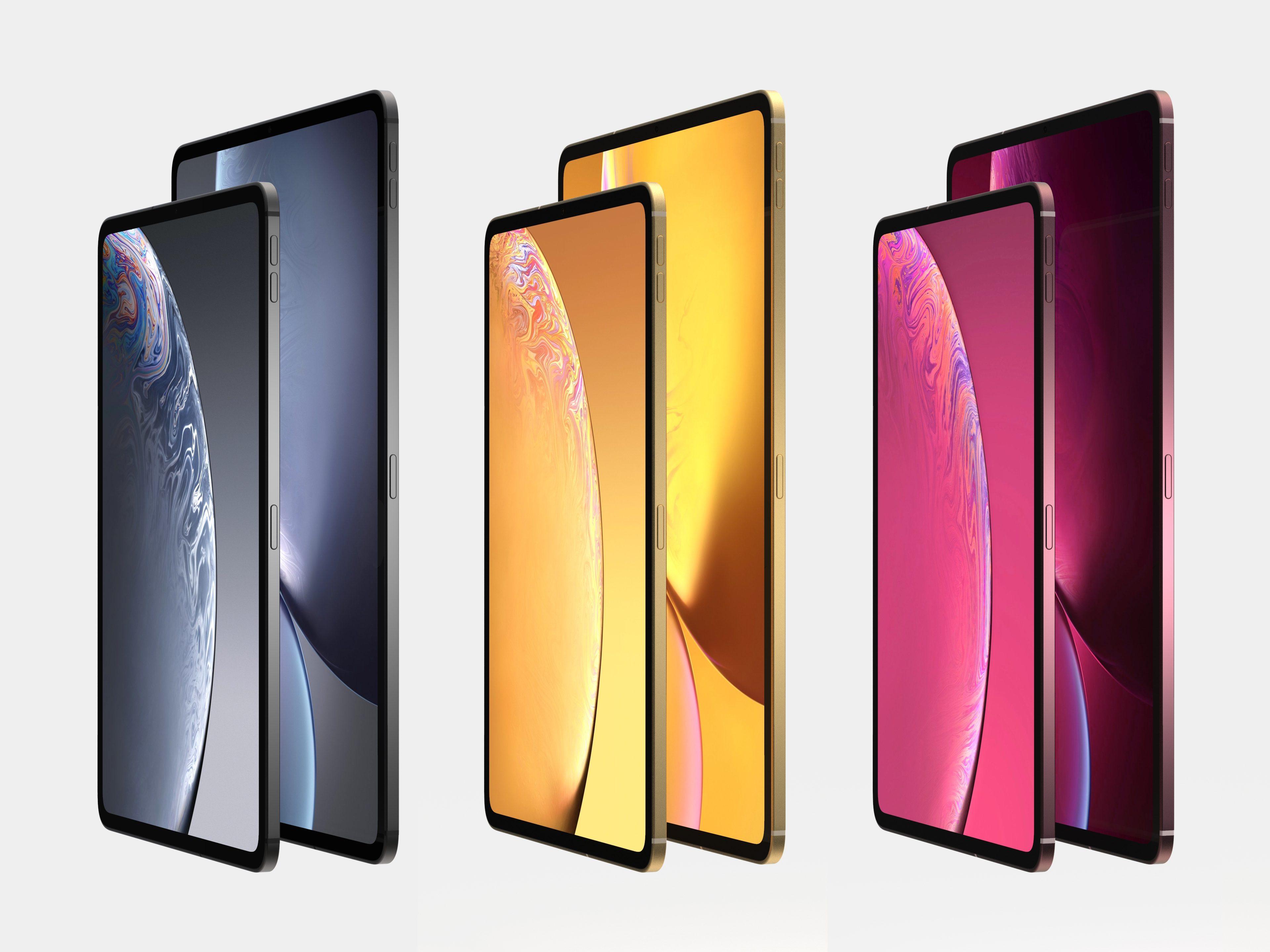 एप्पलको नयाँ आइप्याड प्रो, म्याकबुक एअर र म्याक मिनी