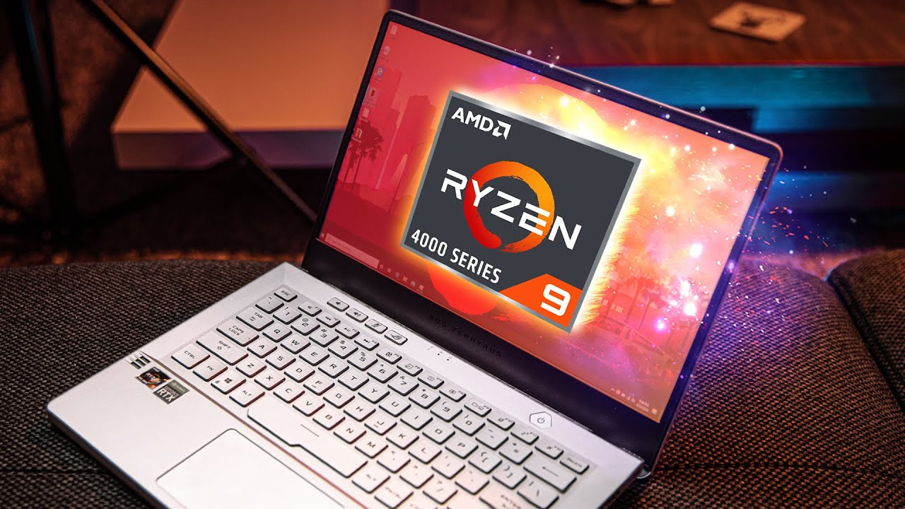 सबैभन्दा फास्ट ल्यापटप प्रोसेसर - AMD Ryzen 9