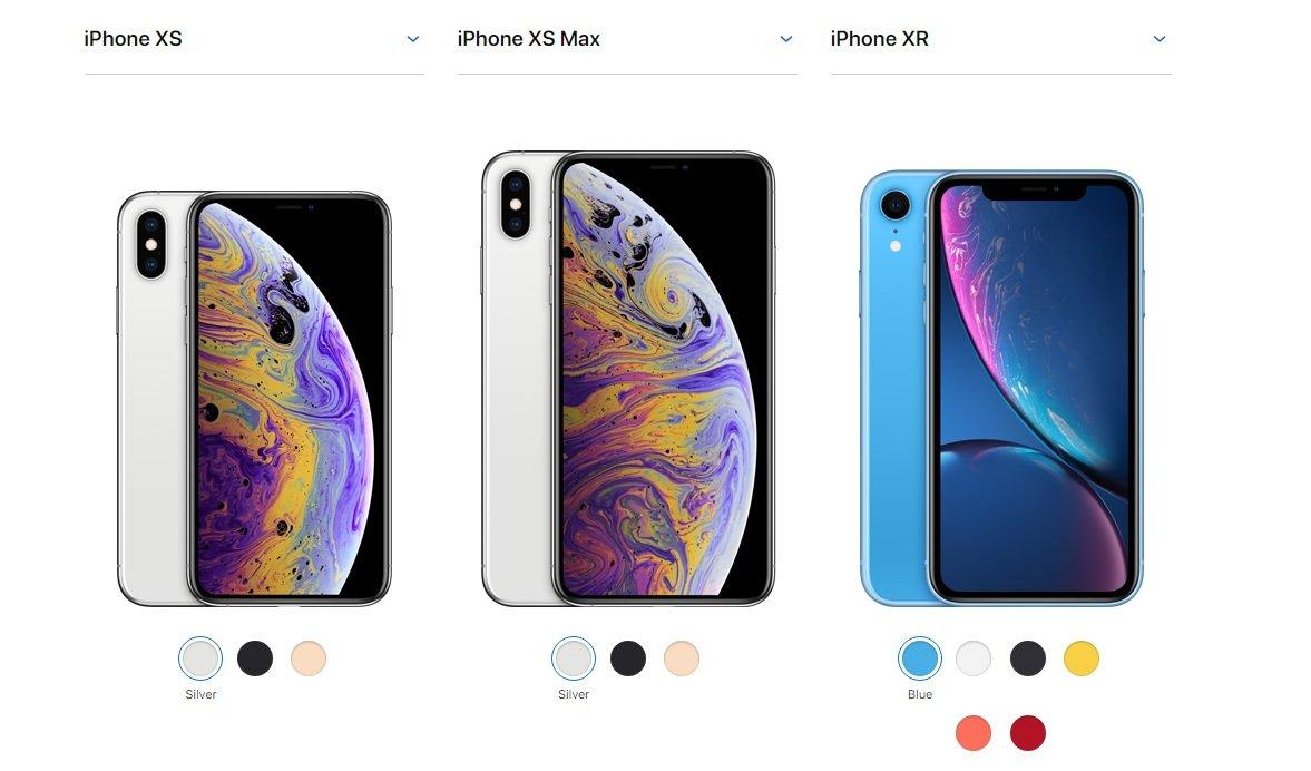 एप्पल आइफोनका ३ नयाँ मोडलहरु