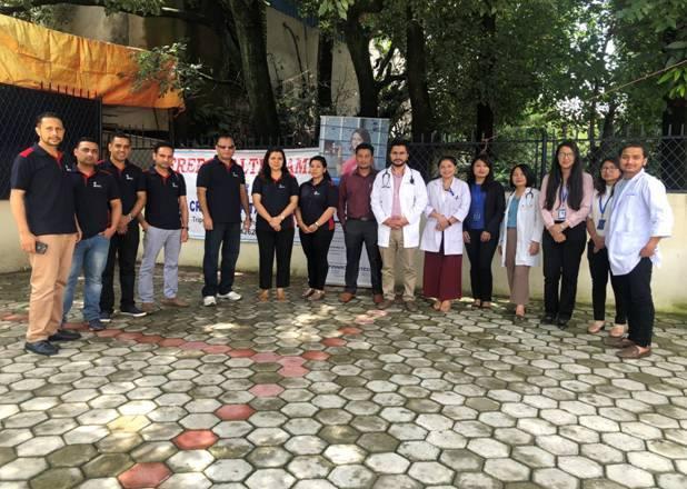 आइसिएफसीको रक्तदान कार्यक्रम
