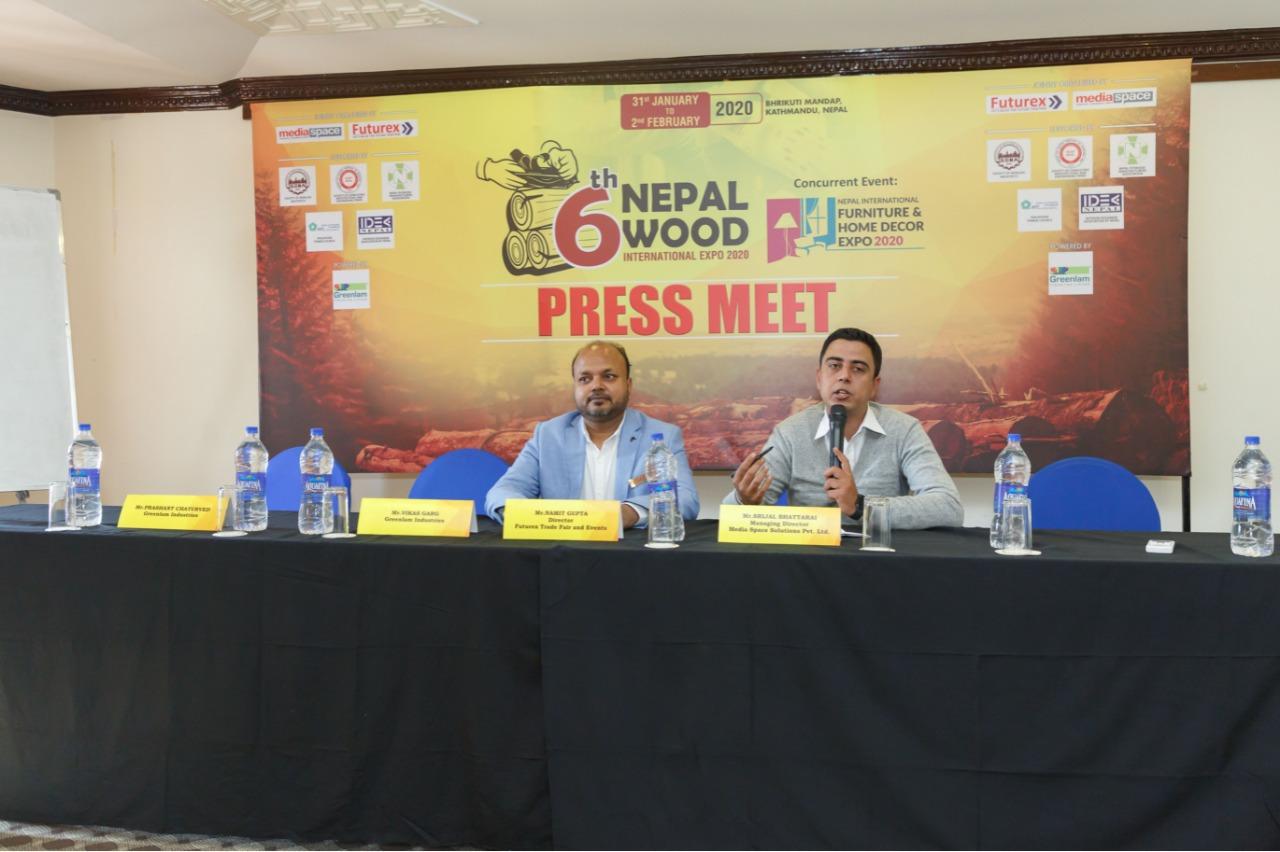 नेपाल उड अन्तर्राष्ट्रिय प्रदर्शनी हुने