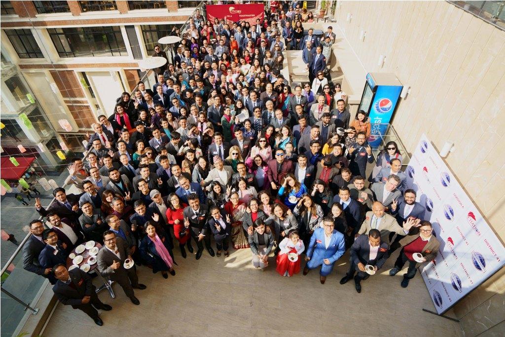 नेपाल टोस्टमास्टर्सको वार्षिक सम्मेलन